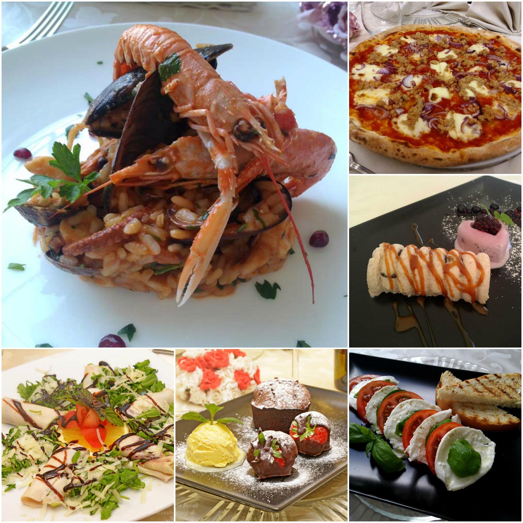 Reštaurácia Aragosta Ristorante Topoľčany
