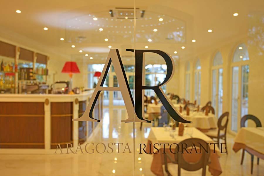 Reštaurácia Aragosta Ristrante Topoľčany