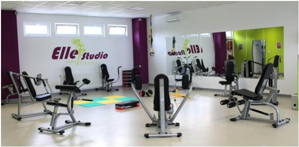 elle fitness studio topolcany