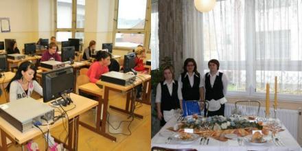 Stredná odborná škola obchodu a služieb Topoľčany