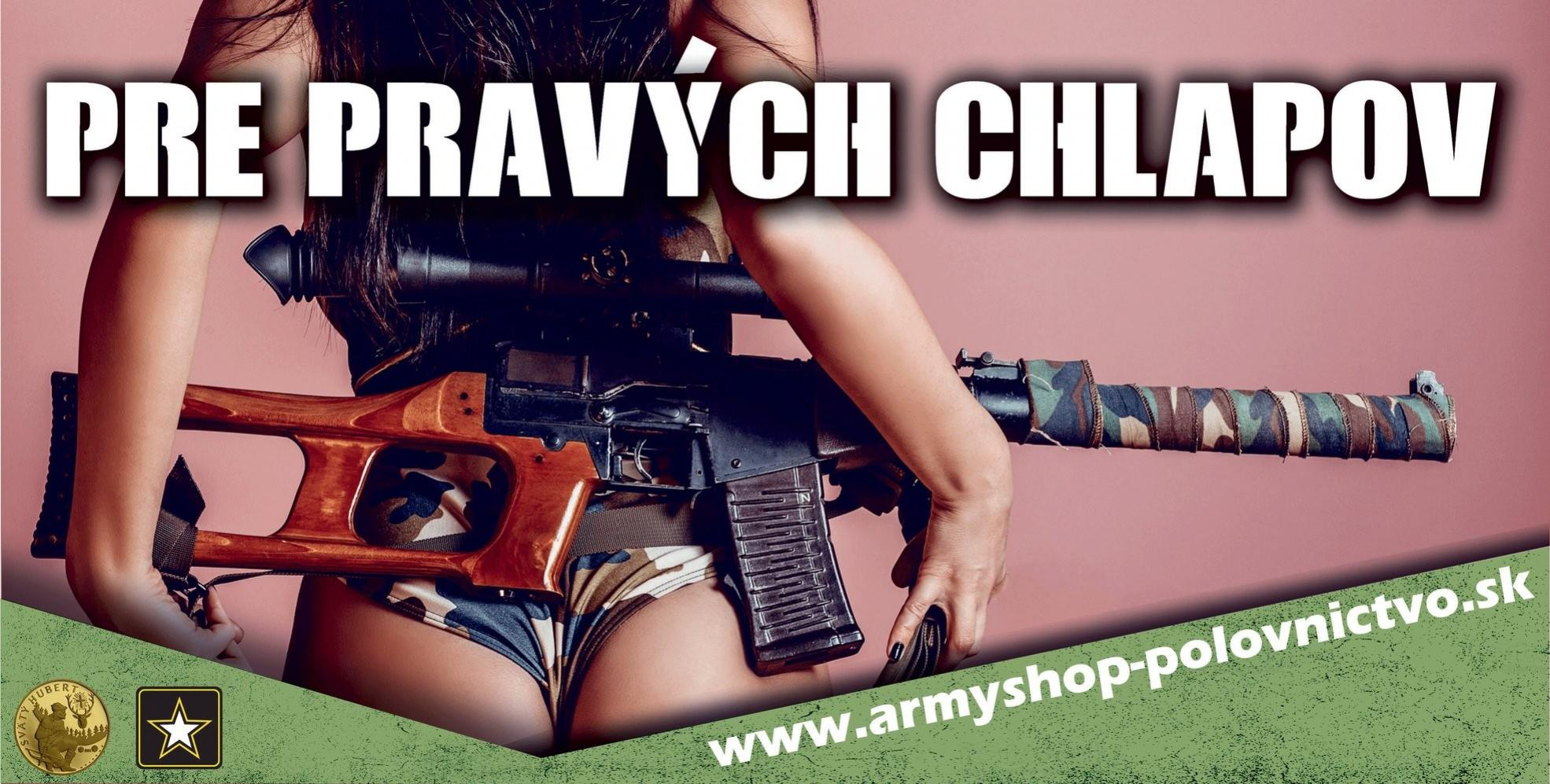 army shop, po�ovn�ctvo topo��any