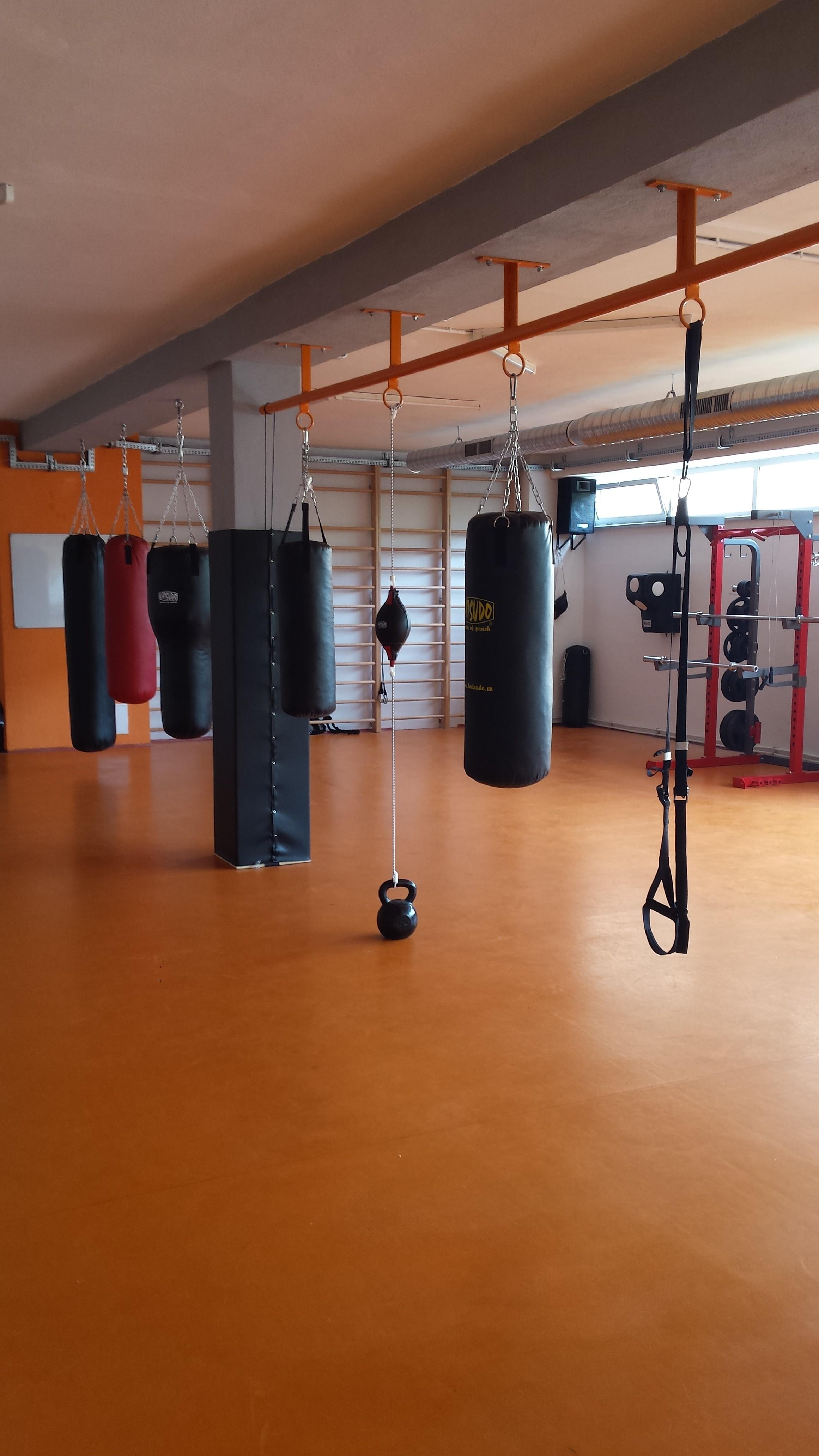 funkčná hala impulz fitness club topoľčany