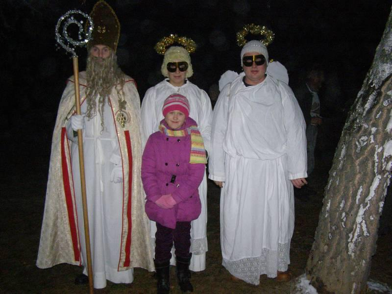 oslava mikuláša tvrdomestice