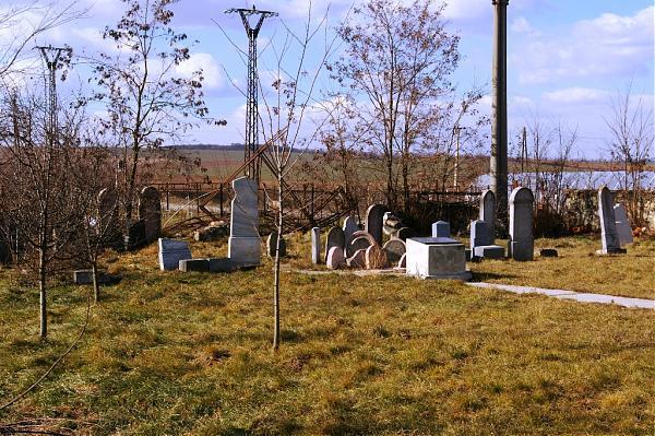 židovský cintorín Preseľany nad Nitrou
