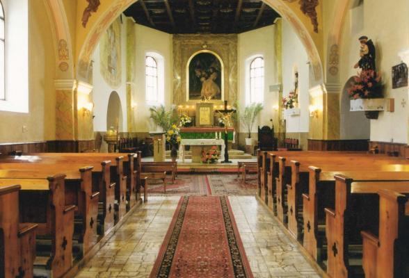 Kostol sv. Alžbety Preseľany nad Nitrou