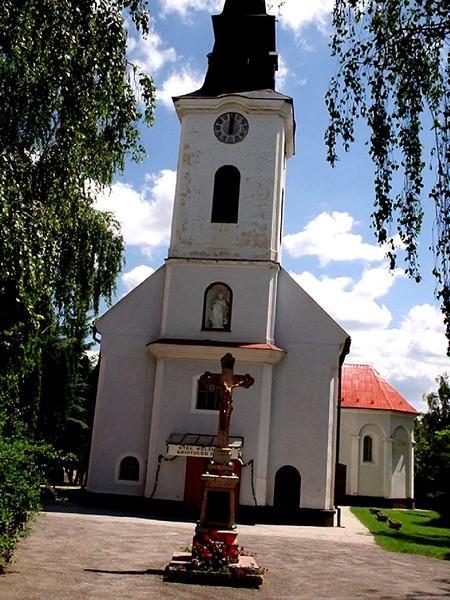 kostol Preseĺany nad Nitrou