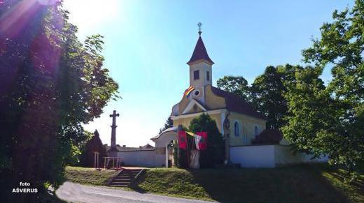 kostol tesáre