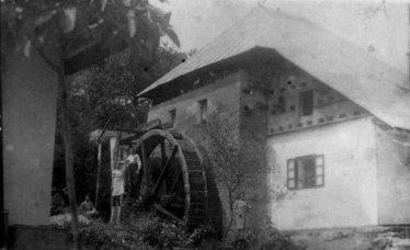 Bajzíkov mlyn Závada
