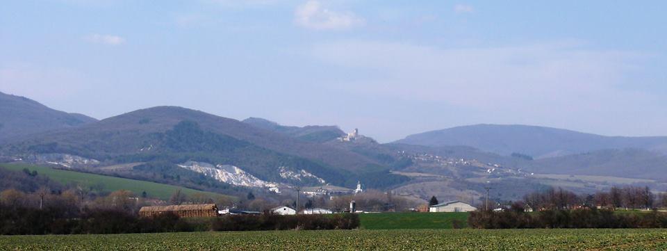 obec Závada