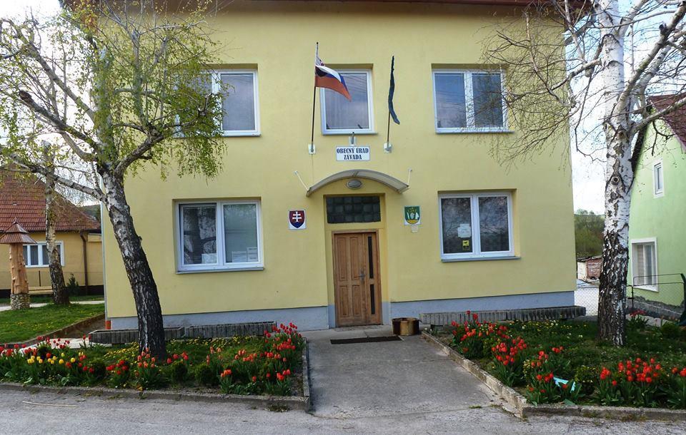Obecný úrad Závada