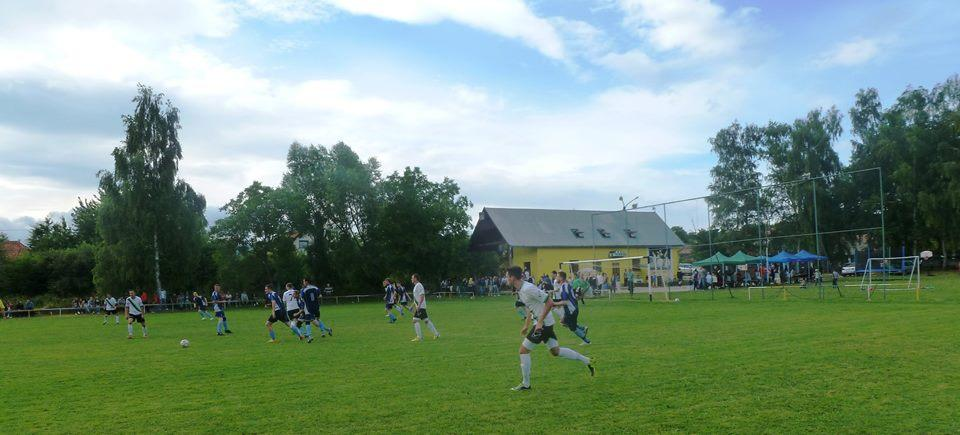 Futbalové družstvo Závada