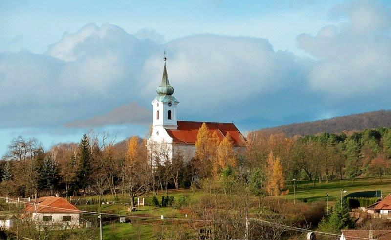 Kostol Závada