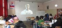 Multimediálna učebňa SOŠ techniky a služieb Topoľčany