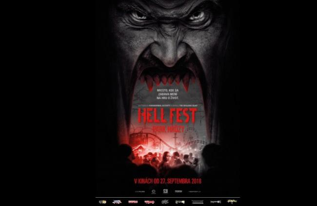 Hell fest - Park hr�zy