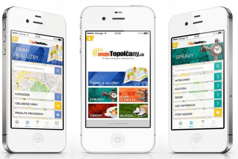 App Moje Topoľčany