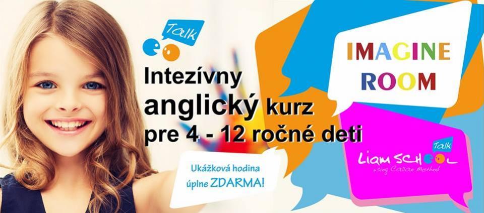 Jazyková škola Liam School Nitra anglický jazyk výučba jazyka pre firmy Callanov metóda