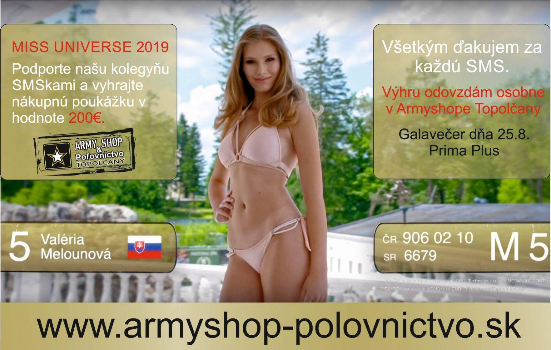 vyraj s army shopom