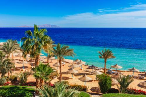 dovolenka pri mori egypt