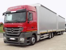 EVITA Topoľčany preprava kamión