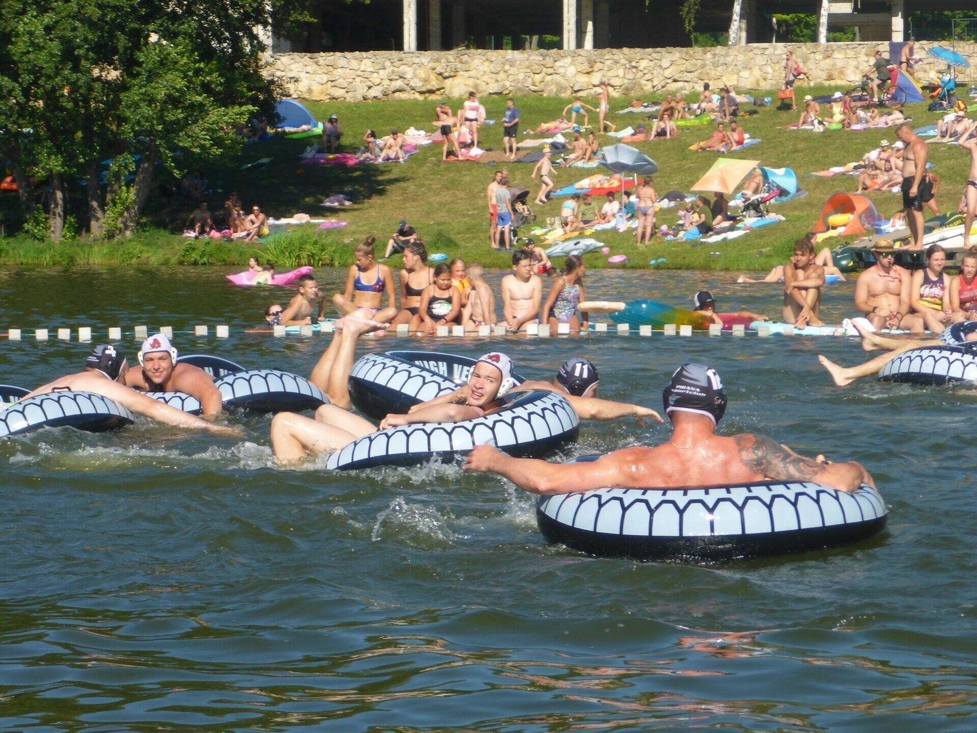 Vodné pólo Topoľčany
