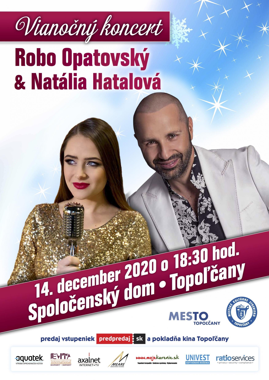 koncert Opatovský Hatalová Topoľčany
