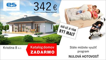 Ekonomické stavby - Kristína
