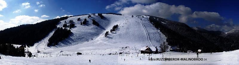 d5b75e304 Ski park Malinô Brdo - ideálna rodinná - Kam v meste | moje Topolcany