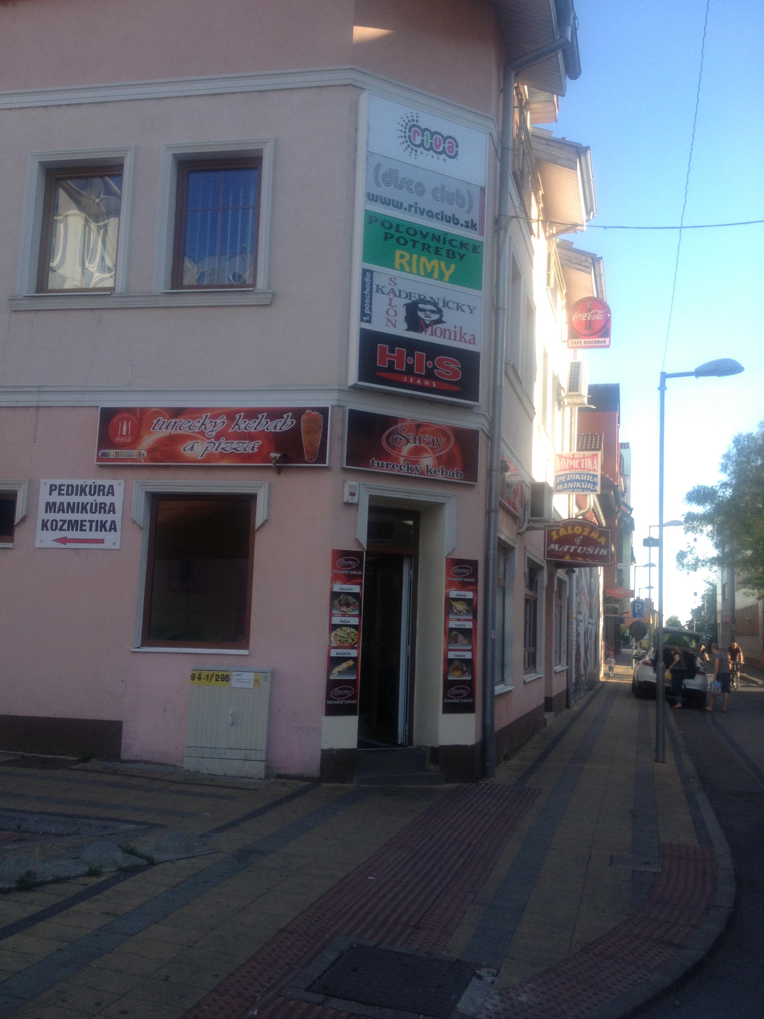 Turecký kebab Saray Topoľčany - výbo - Katalóg firiem  b1e63c4fd92