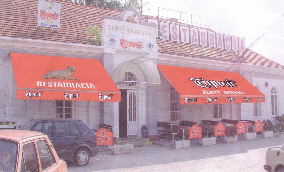 Reštaurácia Zlatý Baránok Tovarníky - tradič - Gastro  9ce48970758