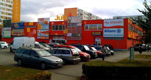 Obchodné centrum JUH Topoľčany - záb - Katalóg firiem  0f9f51c8d6d