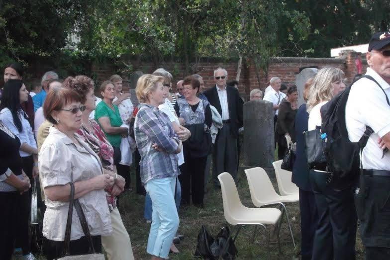 Pietna spomienka na Židovskom cintoríne - Kam v meste  33da58b2dc6