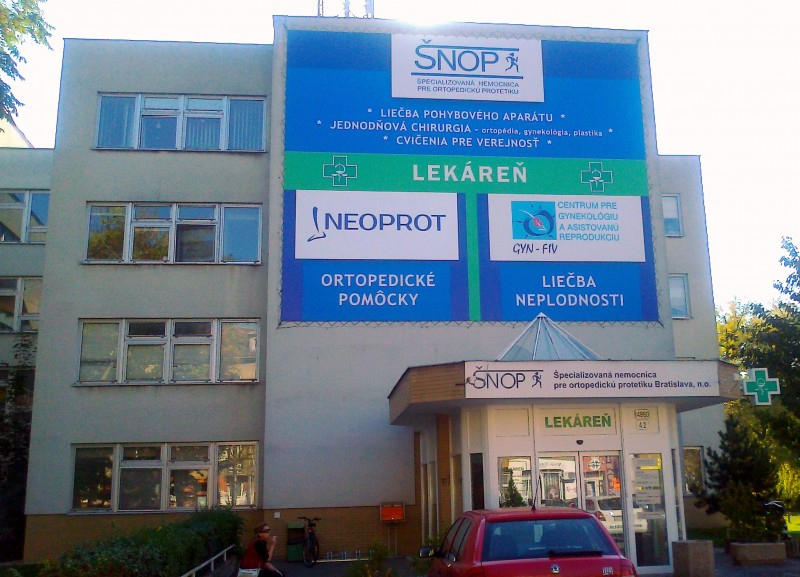1d154b36f722 NEOPROT Topoľčany - ortopedické a pr - Katalóg firiem