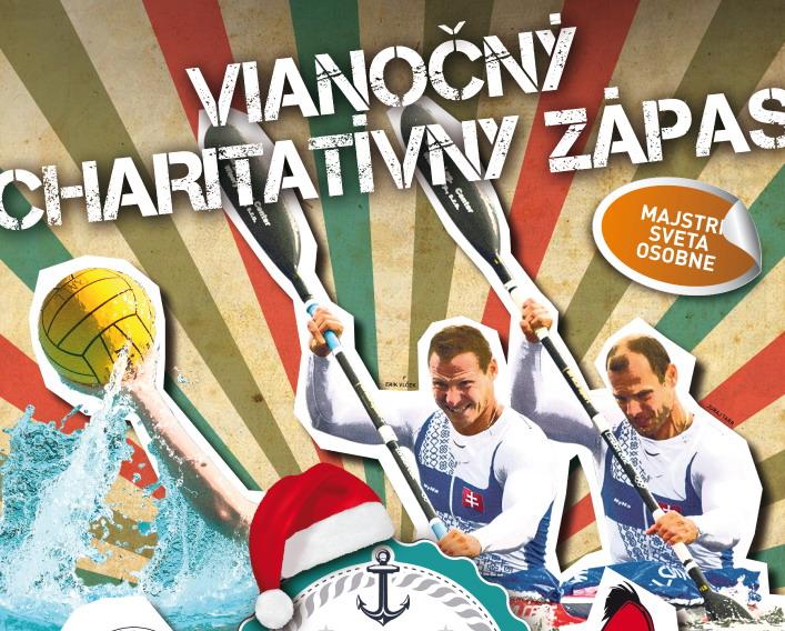 2bbed2b957 Vianočný charitatívny zápas medzi Sl - Katalóg firiem