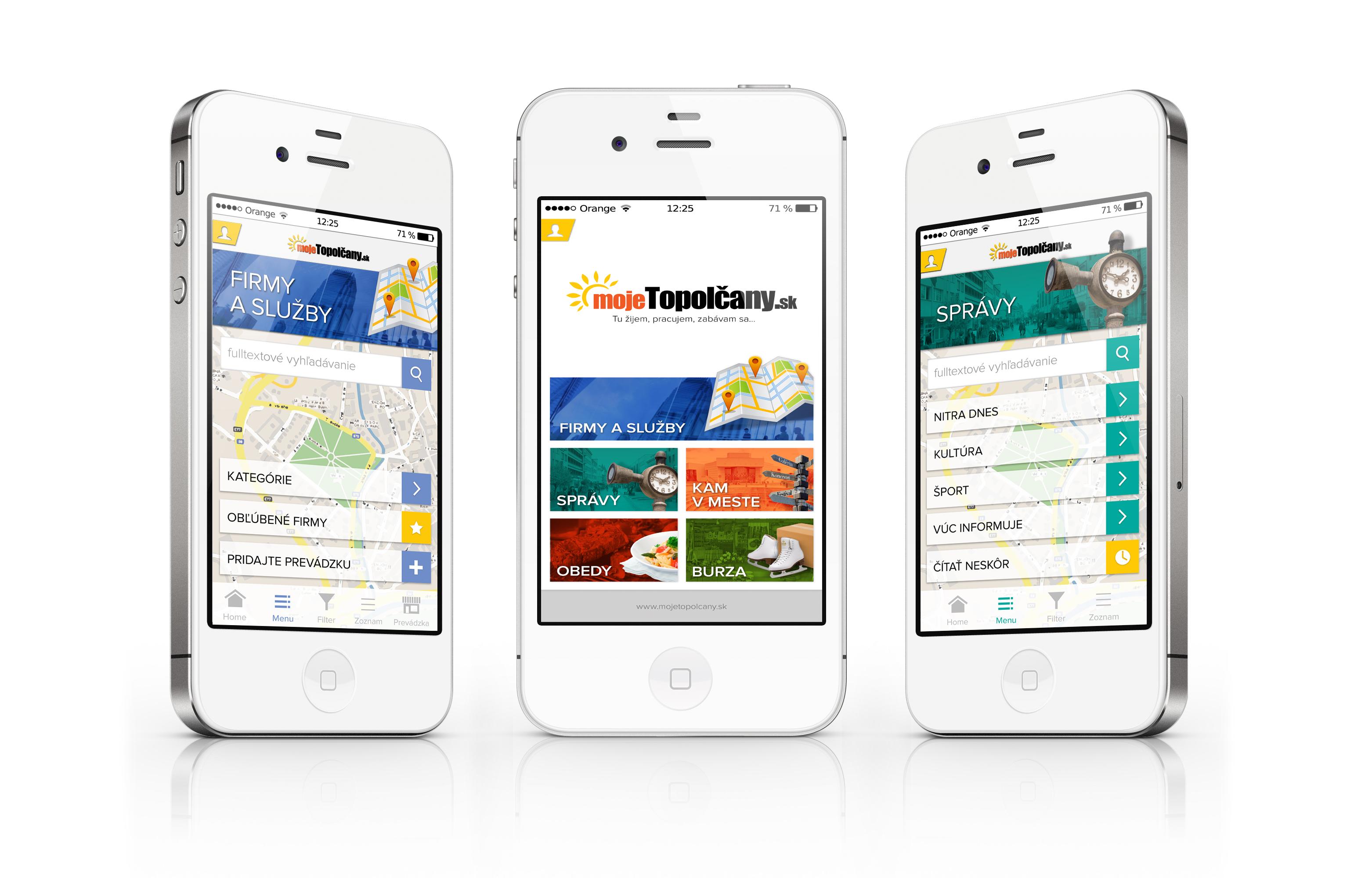 9b660d4a5d11 Mobilná aplikácia Moje Topoľčany – N - Katalóg firiem