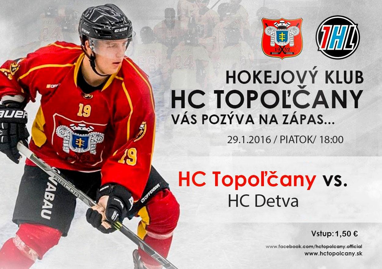 8fc3169fd26d9 HC Topoľčany vs HC Detva - Katalóg firiem | moje Topolcany