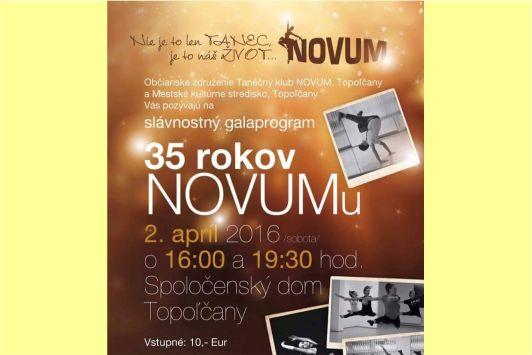 35 rokov NOVUMu - Kam v meste  51d7cc50be9