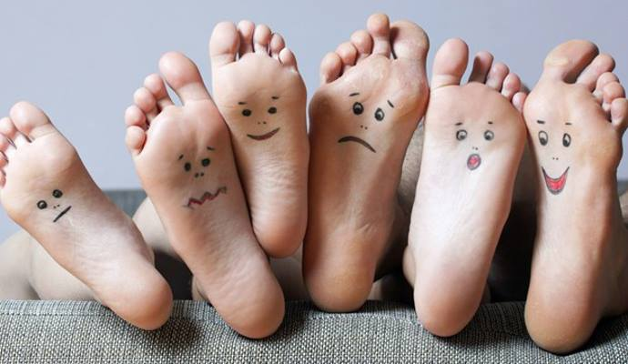 Aby sa Vaše nohy cítili ako v bavlnke a slúžili aj naďalej a25eb25e2b4