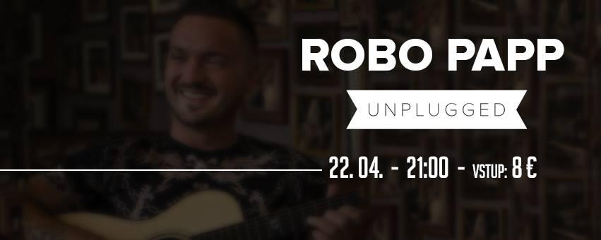 Koncert Robo Papp - Kam v meste  ea62b8db42