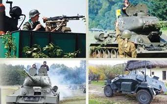 31b81eb63231 Ukážky historických bojov opäť v Sloven - Kam v meste