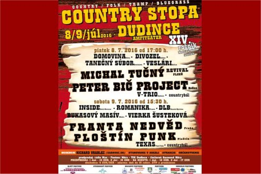 Festival COUNTRY STOPA v Amfiteáter Dud - Kam v meste  38a8fa8d68