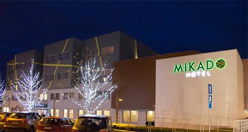 dcc78b65f4 Hotel MIKADO     Nitra - štart do nov - Šport a relax