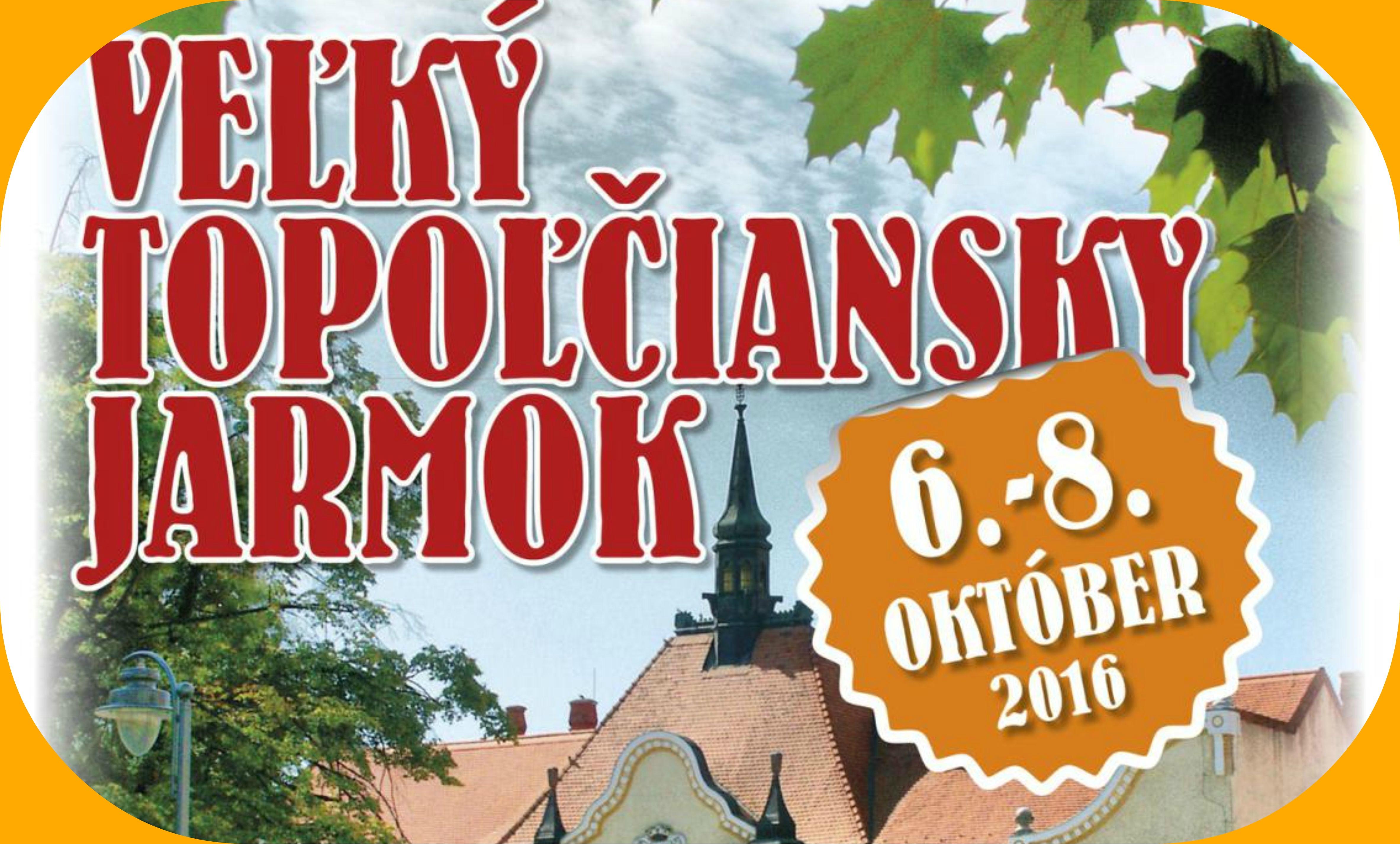 283d7b3f8 Veľký Topoľčiansky jarmok - Katalóg firiem | moje Topolcany