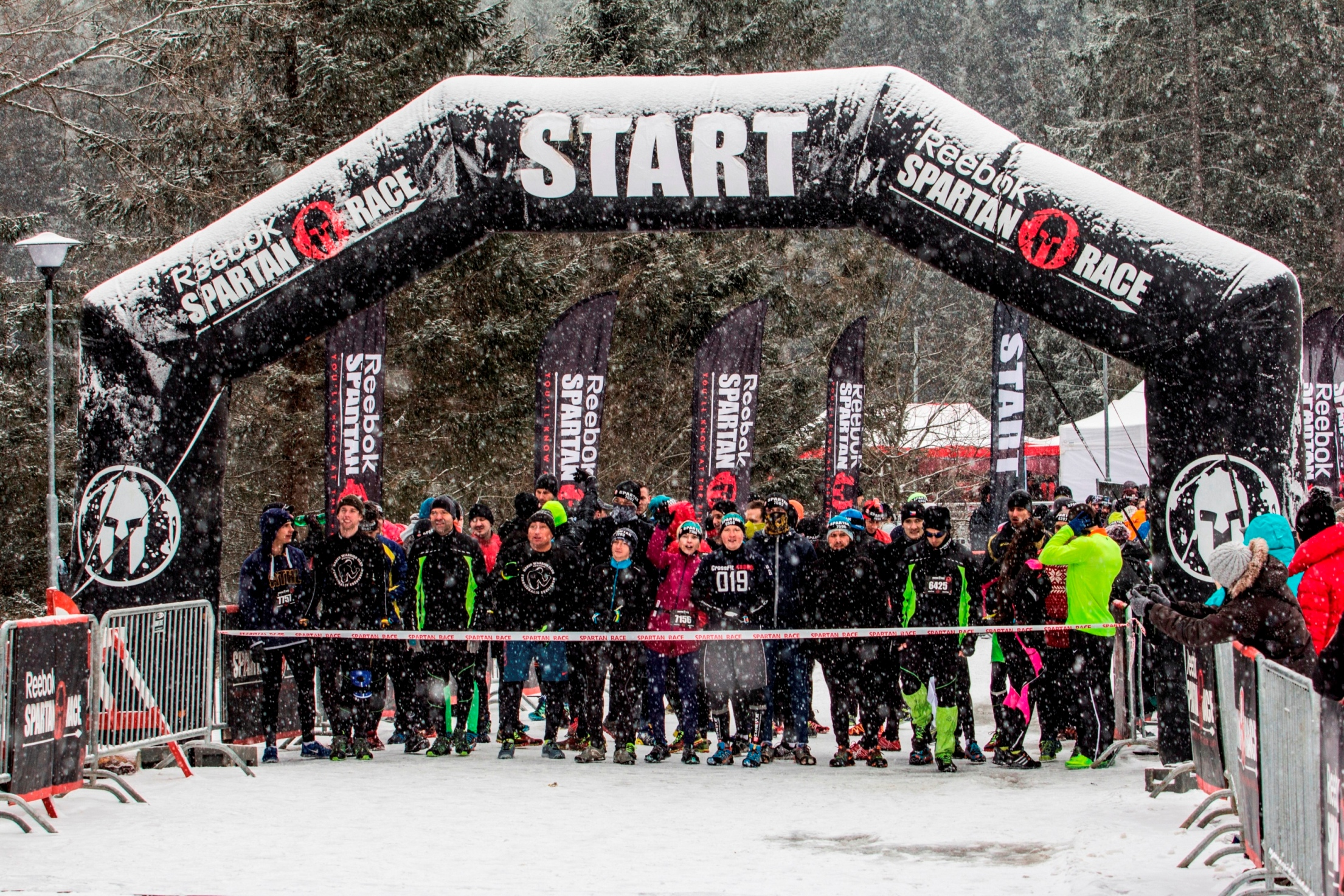 94511f5303 Winter Sprint Spartan Race vo Svite už - Kam v meste