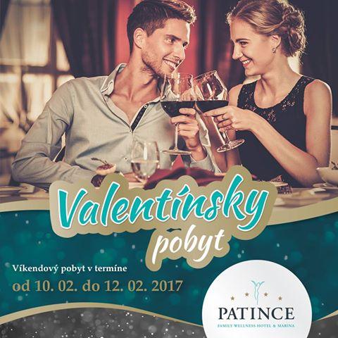 5d7a36f09b9b Valentínsky pobyt v Patinciach - Kam v meste