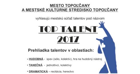 44fa4ab890 Máte doma mladého školáčika a cítite v ňom neobjavený talent  Práve pre vás  pripravilo mesto Topoľčany v spolupráci s Mestským kultúrnym strediskom ...