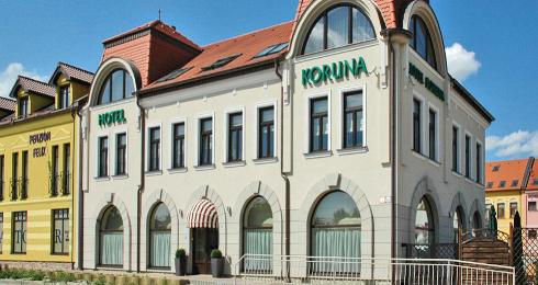Hotel KORUNA    - príjemné ubytovani - Katalóg firiem  5ed83c5b889