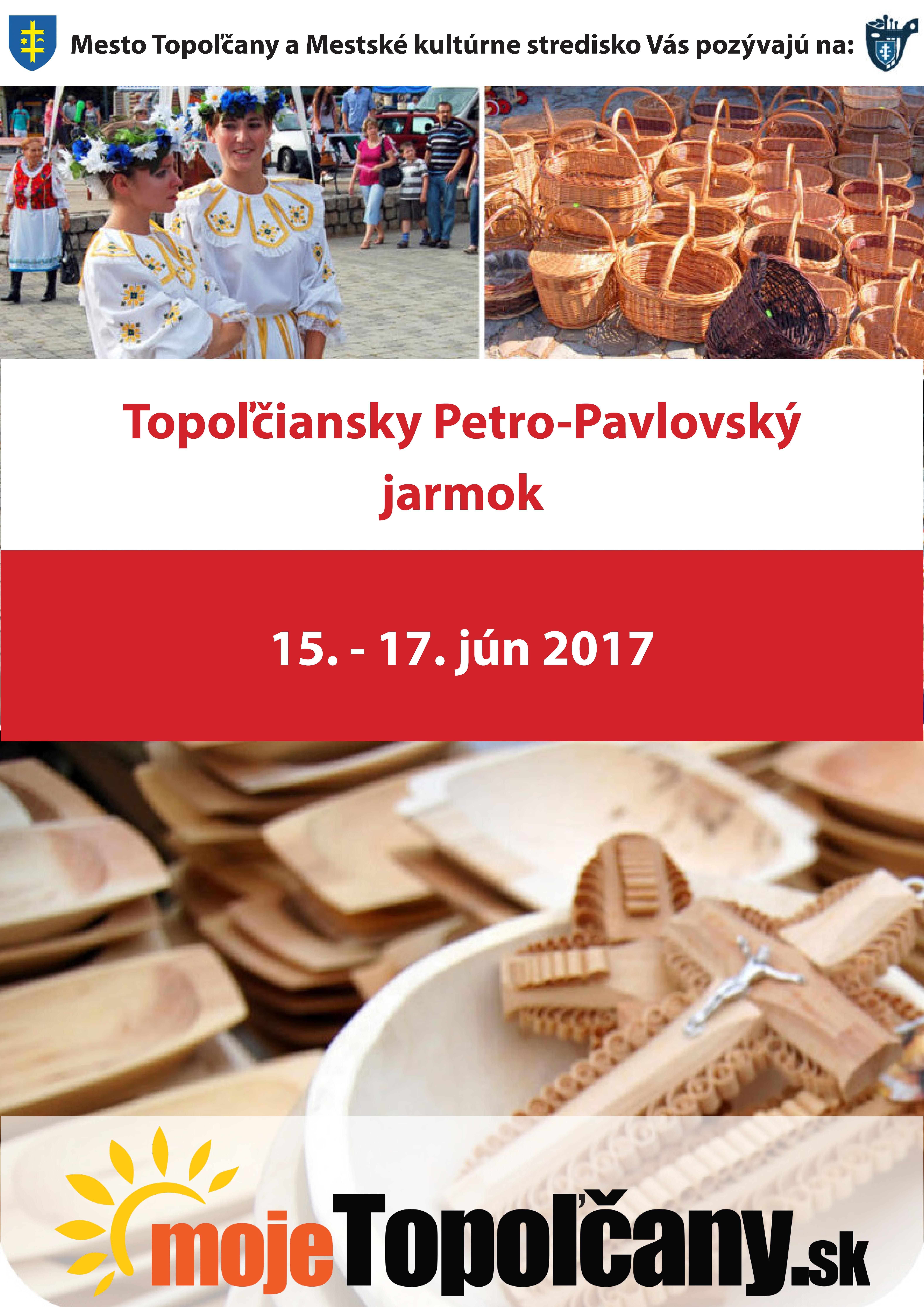 Topoľčiansky Petro-Pavlovský jarmok - Bývanie  dfcf432ff40