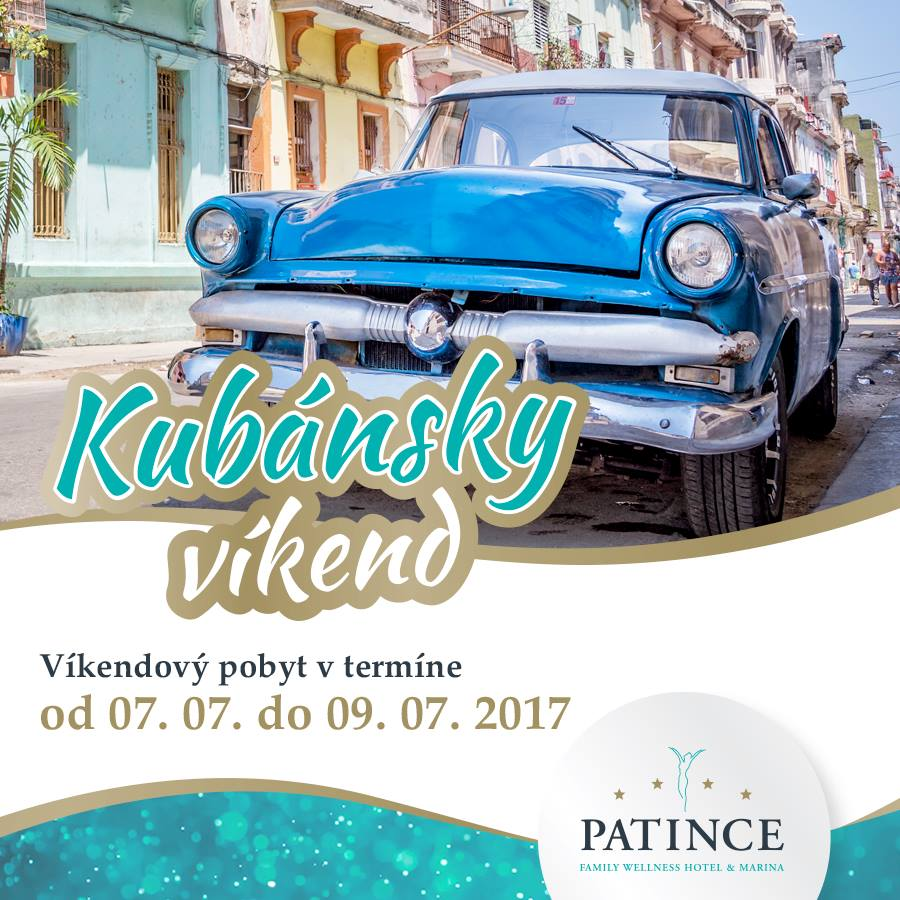 Kubánsky víkend v Patinciach - Katalóg firiem  b8be9debe7b