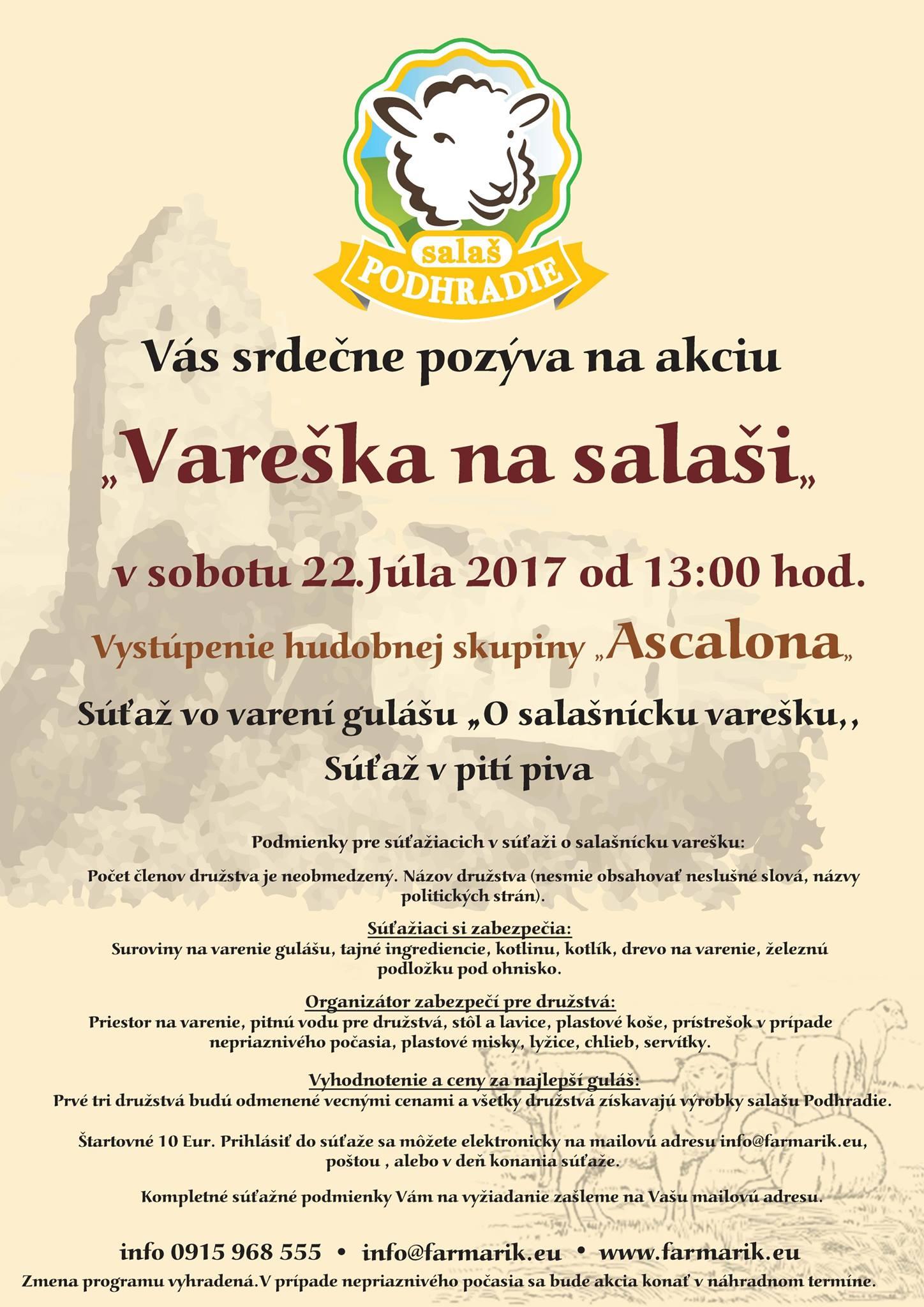 Vareška na salaši - Katalóg firiem  4b49afa76f8