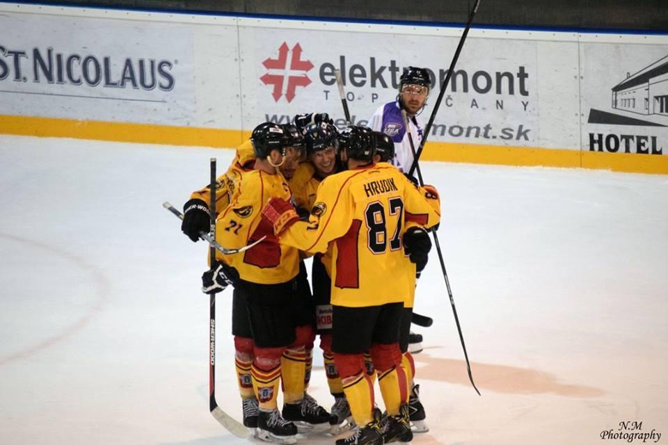 9487487b3 Hokejisti zdolali súperov z Trnavy - Katalóg firiem | moje Topolcany